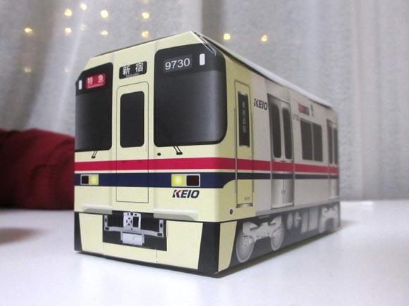 京王 9000系クッキー
