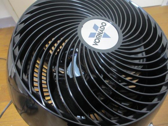 ORNADOのサーキュレーター660-JPの留め具