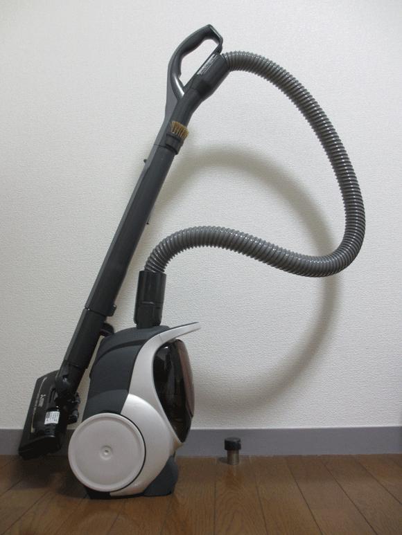 三菱電機の掃除機 Be-K(ビケイ)