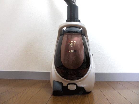 三菱電機の掃除機 Be-K(ビケイ)を購入