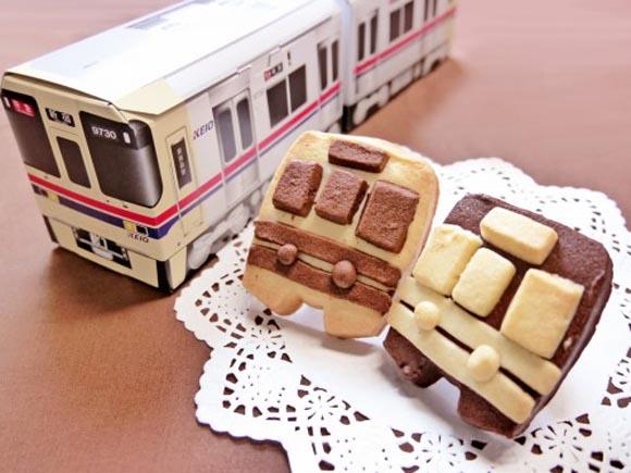 京王電鉄の電車・バス改行100周年記念