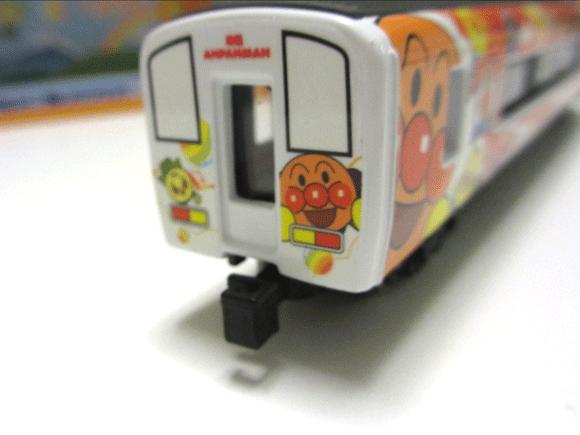 ダイヤペットのアンパンマン列車
